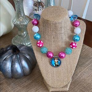 FROZEN Anna Children's Necklace ✨💗